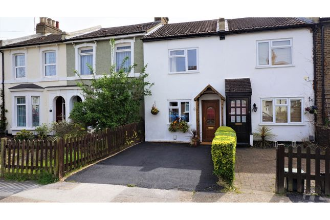 Thumbnail End terrace house for sale in Pope Road, Bromley