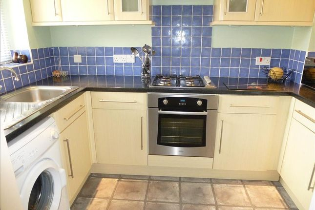 Thumbnail Terraced house to rent in Ashmead, Yeovil, Somerset
