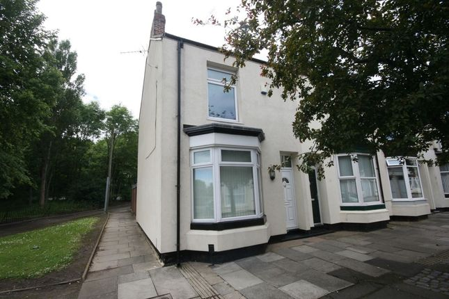 Thumbnail Terraced house for sale in Mills Street, Middlesbrough