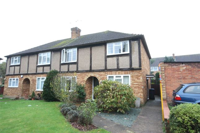 Thumbnail Flat for sale in Lavender Hill, Enfield, Middlesex