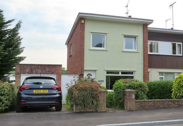 Thumbnail 2 bed semi-detached house for sale in Oaktree Crescent, Cockermouth, Cumbria