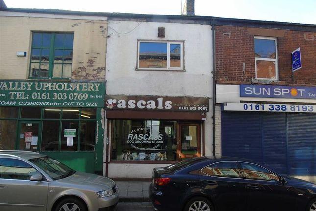 Thumbnail Commercial property for sale in Market Street, Stalybridge, Cheshire