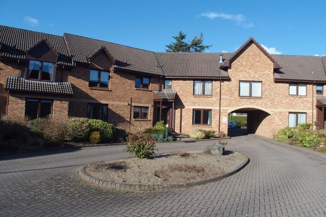 Thumbnail Flat for sale in Manor Court, Coupar Angus Road, Blairgowrie