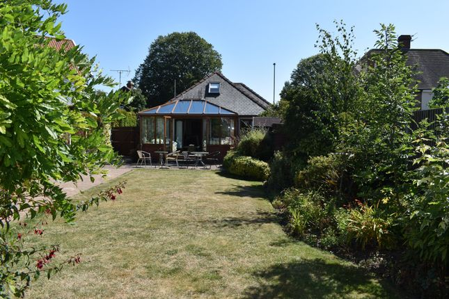 Thumbnail Detached bungalow for sale in Middleton Road, Gorleston, Great Yarmouth
