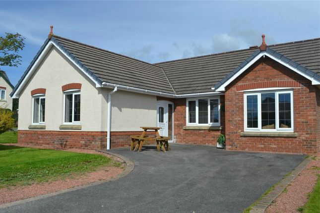 Thumbnail Detached bungalow for sale in Laurel Court, The Highlands, Whitehaven, Cumbria