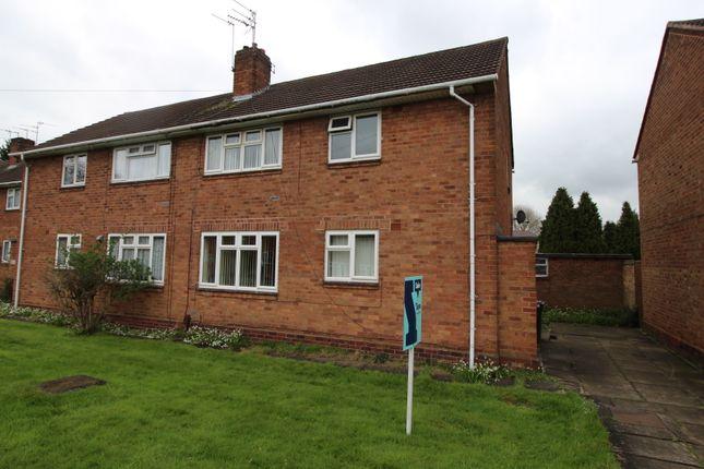 Thumbnail Flat for sale in Renton Road, Wolverhampton
