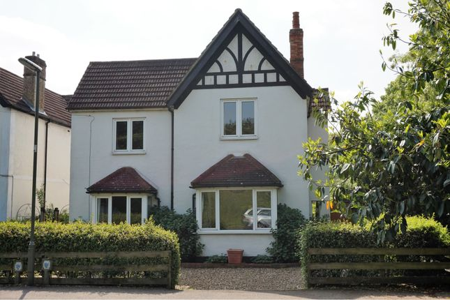 Thumbnail Detached house for sale in Church Road, Addlestone