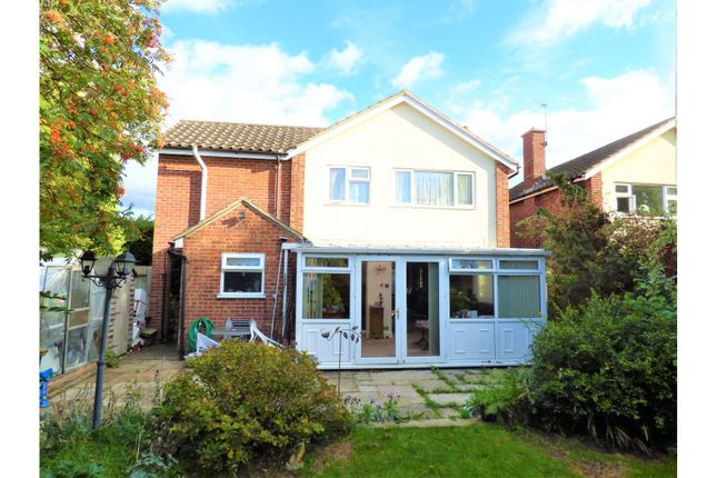 Thumbnail Detached house for sale in Grymes Dyke Way, Colchester