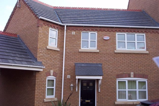 Thumbnail Link-detached house to rent in Roman Way, Higham Ferrers