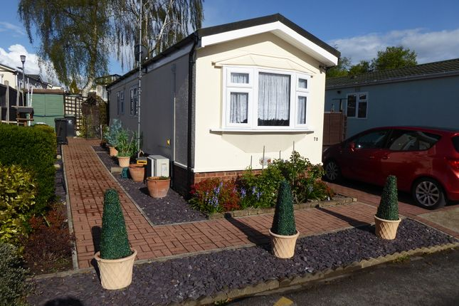 1 bed mobile/park home for sale in First Avenue, Breach Barnes Park, Waltham Abbey, Essex EN9