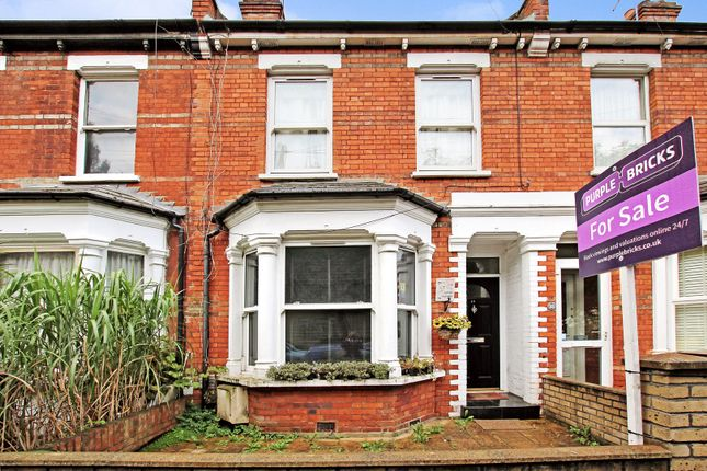 Thumbnail Terraced house for sale in Byron Road, Harrow