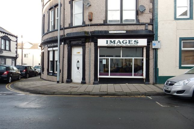 Commercial property for sale in 38 South William Street, Workington, Cumbria
