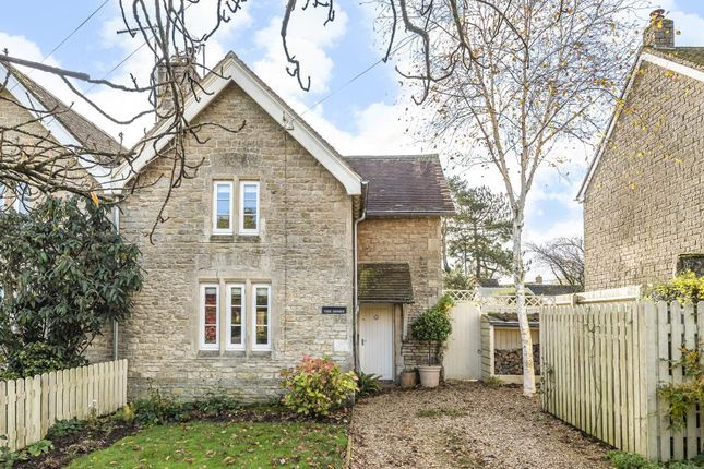 Thumbnail Semi-detached house for sale in The Green, Great Rollright