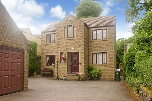 Thumbnail Detached house for sale in Sowden Grange, Thornton, Bradford