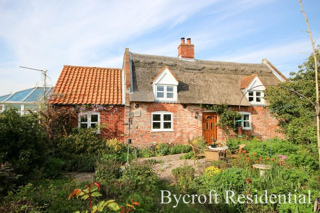 Thumbnail Detached house for sale in Tower Road, Repps With Bastwick, Great Yarmouth