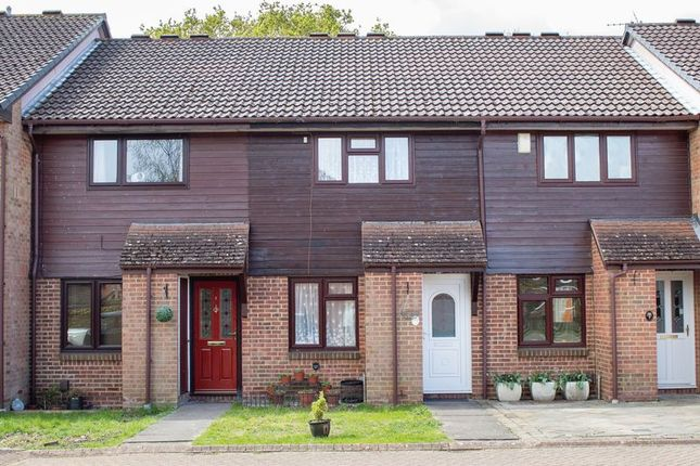 Thumbnail Terraced house for sale in The Dorrits, Totton, Southampton