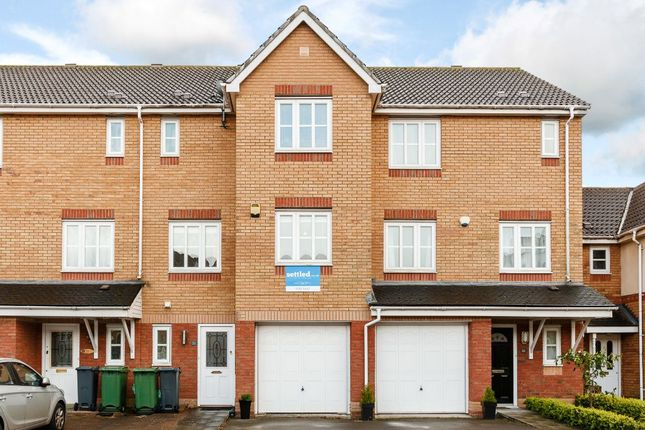 Thumbnail Terraced house for sale in Ffordd Daniel Lewis, St Mellons