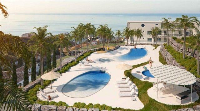 Pool_Bbq_Hill of Spain, Málaga, Fuengirola