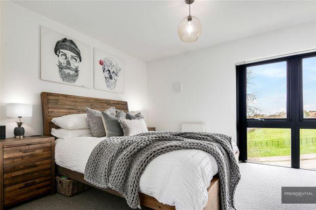 Master Bedroom of Dovecote Barns, Purfleet, Essex RM19