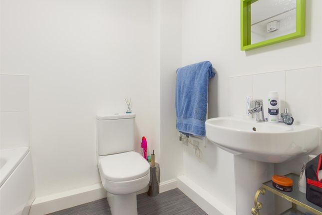 Bathroom of Sirius Apartments, Pentrechwyth, Swansea SA1