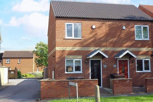 2 bed semi-detached house to rent in Queen Elizabeth Road, Lincoln