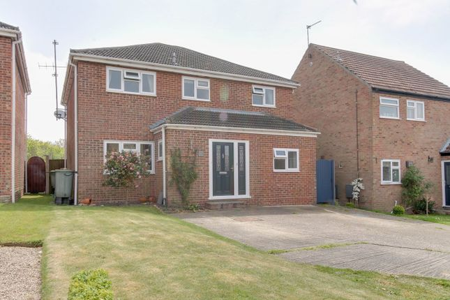 Thumbnail Detached house for sale in Endean Court, Wivenhoe, Colchester