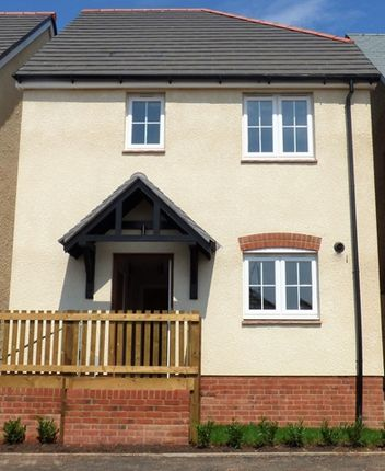 Thumbnail Detached house to rent in Guernsey Avenue, Exeter