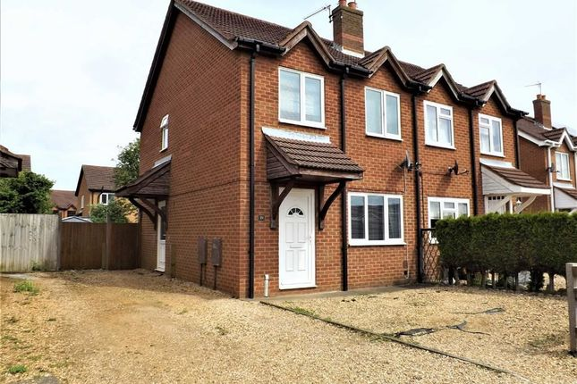 3 bed semi-detached house for sale in Marshland Drive, Holbeach, Spalding