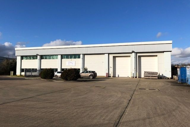 Thumbnail Industrial to let in Norton Road, Stevenage