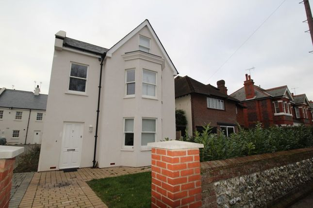 Thumbnail Detached house to rent in Belsize Road, Worthing