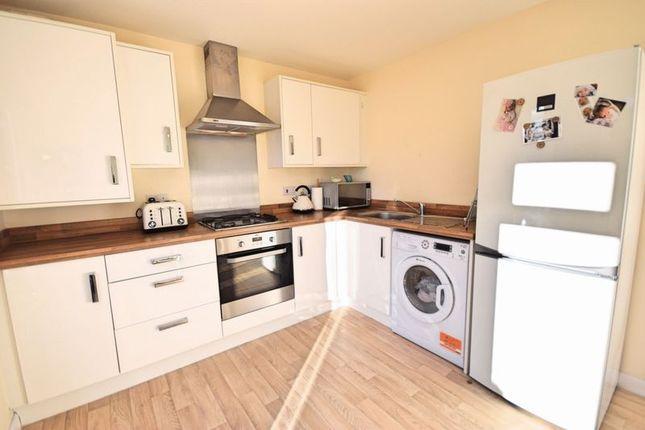 Kitchen of Byrewood Walk, Newcastle Upon Tyne NE3