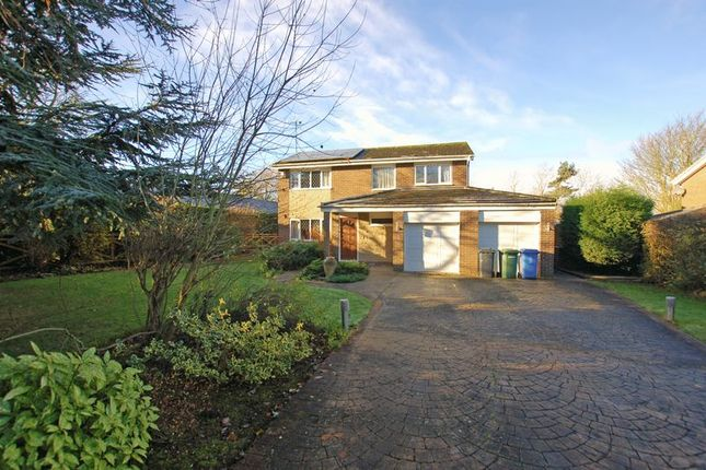 4 bed detached house for sale in Beech Court, Ponteland, Newcastle Upon Tyne