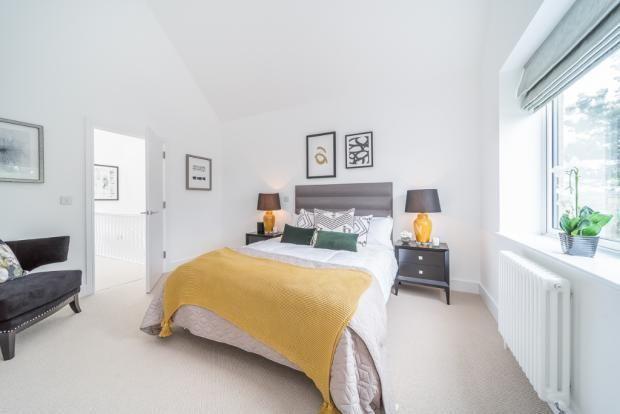 Master Bedroom of Stanstead Road, Hunsdon, Ware SG12