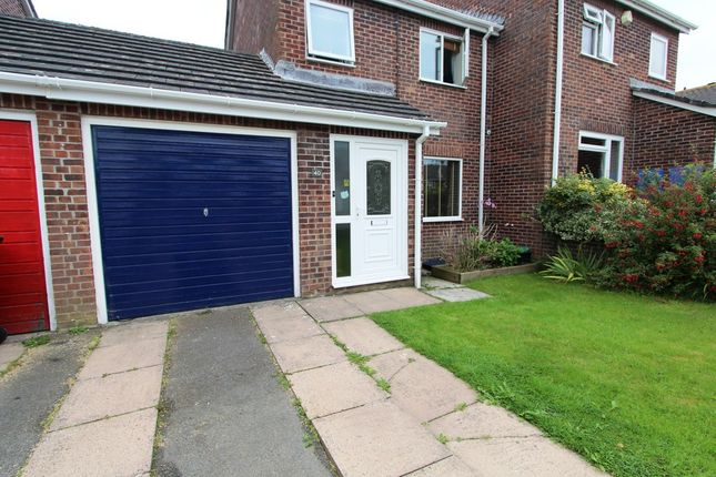 Thumbnail Semi-detached house for sale in Penlee Park, Torpoint