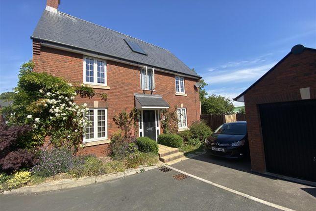 Thumbnail Detached house for sale in Oak View, Hardwicke, Gloucester