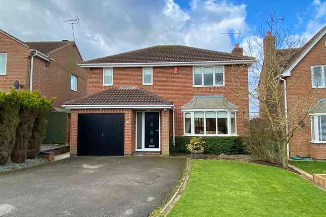 4 bed detached house for sale in Meadow Grove, Bilsthorpe, Newark NG22