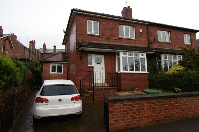Thumbnail Semi-detached house to rent in Lonsdale Road, Wakefield