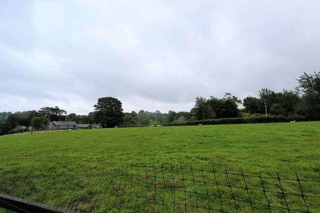 Thumbnail Land for sale in Clocaenog, Ruthin
