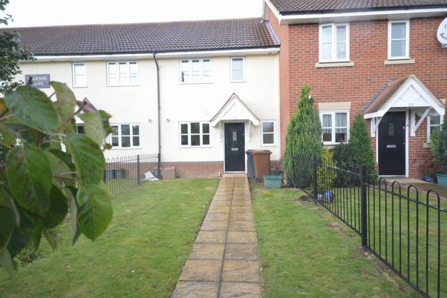 Thumbnail Terraced house for sale in Molrams Lane, Great Baddow, Chelmsford
