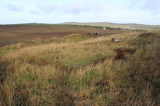 View From Site of Building Plot, Kirkmaiden, Drummore DG9