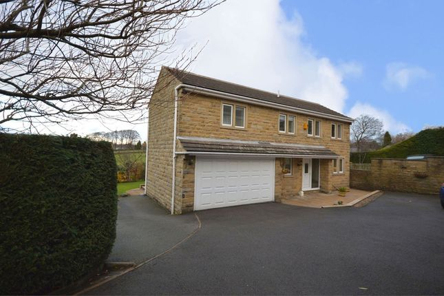 Thumbnail Detached house for sale in Towngate, Highburton, Huddersfield, West Yorkshire