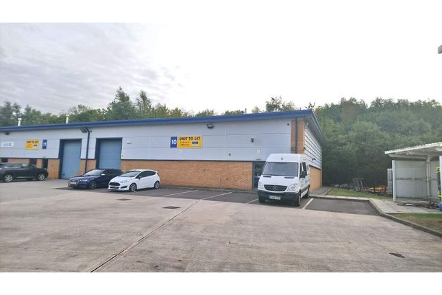 Thumbnail Light industrial to let in Unit 10 Aspen Way, Rotherham