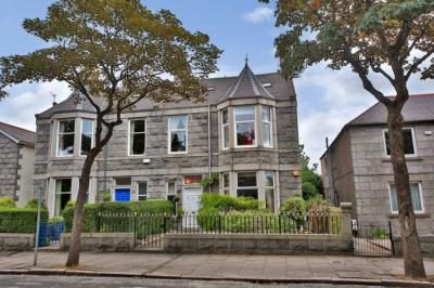 Thumbnail Semi-detached house to rent in Forest Avenue, Aberden