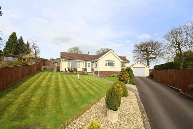 Thumbnail Detached bungalow for sale in Honeyhill, Royal Wootton Bassett, Wiltshire