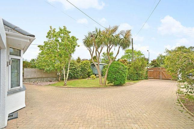 Detached house for sale in Chyvelah Road, Threemilestone, Truro