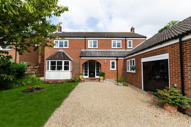 Thumbnail Property for sale in The Street, Hapton, Norwich