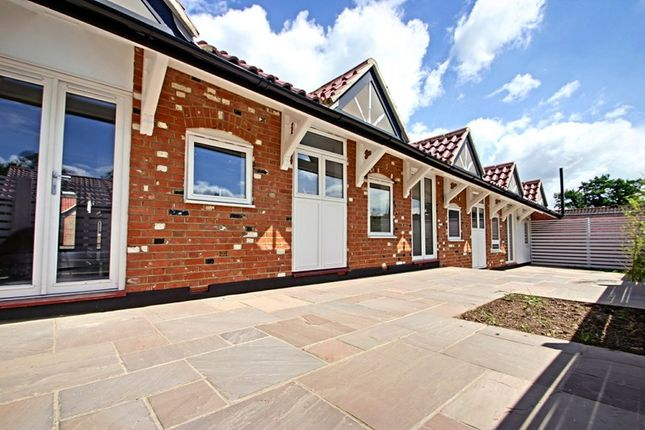 Thumbnail Detached bungalow to rent in Graftonbury Mews, Enfield