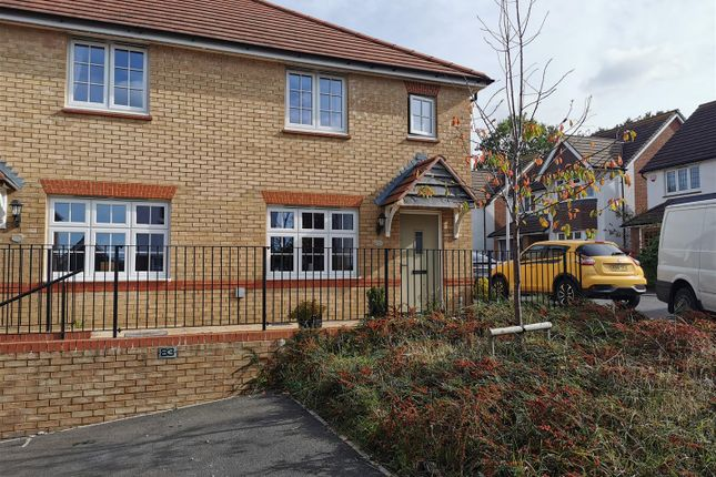 Thumbnail Semi-detached house for sale in Butts Road, Ottery St. Mary
