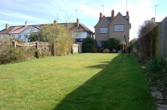 Rear Garden of Billing Road East, Abington Vale, Northampton NN3