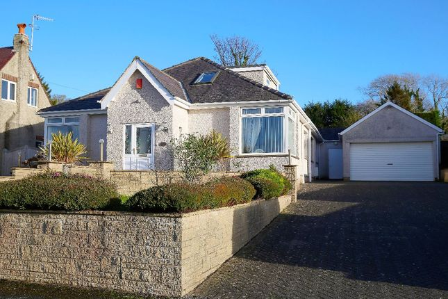 Thumbnail Bungalow for sale in Clarksfield Road, Bolton Le Sands, Carnforth